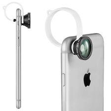 mumbi Handy Kamera Objektiv 3-in-1 für Smartphone iPhone 6s 6 Plus Galaxy S7 S8