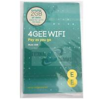 PAYG EE SIM 2GB DATA PRELOADED LASTS FOR 30 DAYS - USE IN EU AT NO EXTRA COST