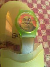 Shrek 2 Movie Watch Theater Promo Never sold to public original case Great item!