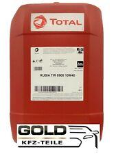 10 w 40 Total Rubia Tir 8900 camions huile nutzfahrzeugeöl 20 L 10w-40 Total Rubia