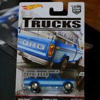 Hot Wheels Car Culture Trucks Ford F-250 Collection Die cast Metal Toy Car 1:64