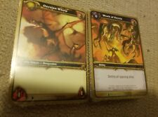 World of Warcraft Onyxia's  Lair Special Edition Raid Deck sealed