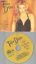 CD--TAYLOR DAYNE --- CAN'T GET ENOUGH OF YOUR LOVE
