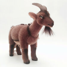 Koesen Kosen Brown Goat 4400 Handmade in Germany Luxury Plush Stuffed Animal