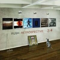 "RUSH ""RETROSPECTIVE 3 (1989-2008)"" CD NEU"