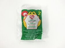 1999 McDonalds Happy Meal Ty Antsy The Anteater Beanie Baby Plush Toy # 2