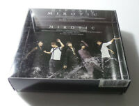 TVXQ -Mirotic B Version CD+DVD  -Kpop _ JYJ_ SMtown_DBSK