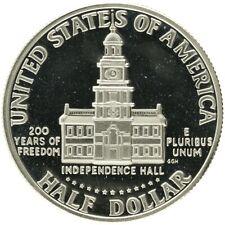 USA - Silver ½ Dollar Coin - 'Kennedy Half Dollar; Bicentennial' - 1976 - Proof