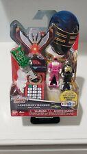 Power Rangers Super Megaforce - Zeo Green, Pink, and Gold Legendary Ranger Keys