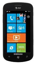 SAMSUNG Focus i917 GSM 3G Windows Phone 7 Smartphone AT&T 30 DAY WARRANTY