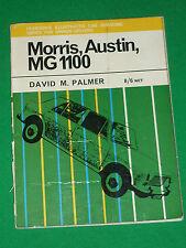 MORRIS AUSTIN MG 1100 SERVICE REPAIR MANUAL - DAVID PALMER (PEARSON)