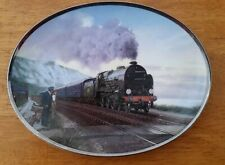 Davenport Collector Plate The Record Breakers The Night Ferry Bradford Exchange