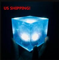 Marvel Avengers IRON MAN LOKI Thanos Endgame Tesseract Cube Cosplay Prop 6.5CM