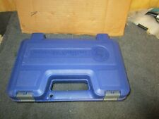 Smith & Wesson 642 .38 Factory Hard Plastic Pistol Case with Lock Manual etc.