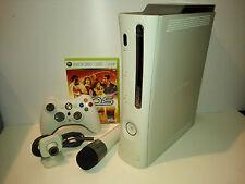 Microsoft Xbox 360 Premium 120 GB Weiß + Lips OVP