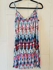 NEW in package MS Basic summer beach swing dress - M