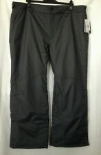 New Arctix Mens Snow Pants Size XXL Charcoal Gray -P19