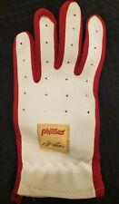 Rare MLB Philadelphia Phillies Pete Rose promotional batting glove 1980's