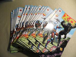 X-O Manowar #25 (Valiant 1994) Lot of 20 Comics / Free Domestic Shipping