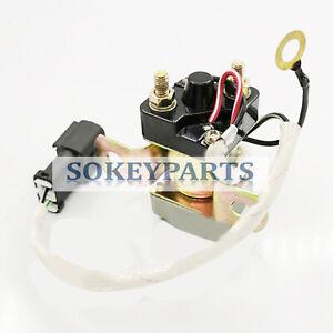 New Starter Relay 600-815-8940 600-815- 8941 Fits For KOMATSU PC200-6 PC200-7