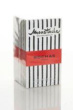 Nuova profumo uomo ROCHAS - Moustache - Eau De Parfum Spray 125ml