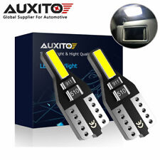 2x AUXITO T10 194 168 W5W LED Side Wedge Light Bulb 6000K CANBUS Error Free