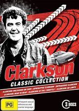 Clarkson - Classic Collection (DVD, 2010, 3-Disc Set)
