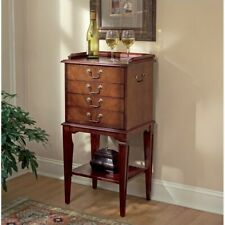Butler Specialty 4 Drawer Accent Chest in Plantation Cherry
