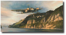Dangerous Coast - The Banff Strike Wing by Robert Taylor - WWII - Aviation Art
