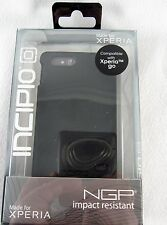 Incipio Silicrylic Soft Case for Sony Xperia Ion - Pink or Black