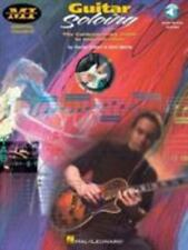 Guitar Soloing: The Contemporary Guide to Improvisation CD Included