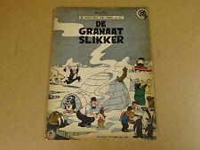 STRIP 1° DRUK UIT 1957 / DE AVONTUREN VAN NERO - DE GRANAATSLIKKER