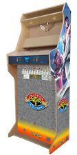 "Kit bartop + pedestal TALENTEC de 19"" en madera DM. Configurable. Máquina arcade"