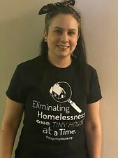 Free Chicago Tiny House T-shirt with donation of $25.00