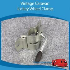 Caravan JOCKEY WHEEL CLAMP Camper Trailer Vintage Viscount, Franklin, Millard
