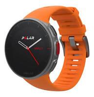 Polar Vantage V GPS Profi Multisportuhr Smartwatch Pulsuhr Fittness schwarz M/L