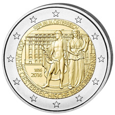 AUTRICHE 2 Euros 200 Ans Banque Autrichienne 2016 UNC