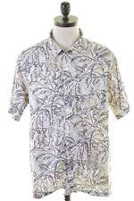 COLUMBIA Mens Shirt Large Multi Cotton  GO03