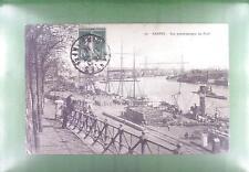 CPA France 1914 Nantes Schiffe Ship Boat Sail Nave Marine Statek Port s15