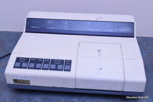 PHARMACIA LKB BIOCHROM ULTROSPEC III MODEL 80-2097-68 UV VISIBLE SPECTROPHOTOMET