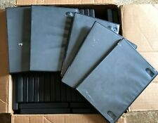 Lot of 48 Empty DVD Cases Used