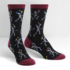 Sock It To Me Women's Crew Socks - Sir Skeleton