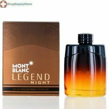 CS MONTBLANC LEGEND NIGHT/MONT BLANC Eau de Parfum Spray 3.3 OZ (100 ML) (M) - A