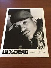 Lil' 1/2 Dead - Publicity Promo Photo 8 X 10 Rap Hip Hop