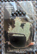 Disney WDI Haunted Mansion Doom Buggies Connector Pin #24 - Tea Ghost Pin