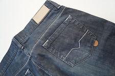 HUGO BOSS orange Straight Damen Jeans Hose Hüft stretch 30/32 W30 L32 TOP #32