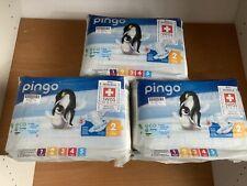 126 Windeln, Pingo Ultrasoft, Größe 2, 3-6 kg, fürs Baby