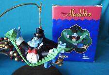 Enesco Disney's Aladdin A Magic Moment Genie Ornament