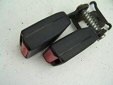 Renault Megane estate Rear Left seatbelt clip (2003-2005) NSR