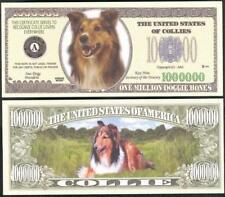 COLLIES Million Note ~  Fantasy Note ~ Hugable Collies